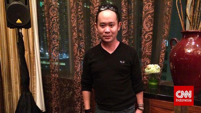Desainer Arantxa Adi Asal Indonesia