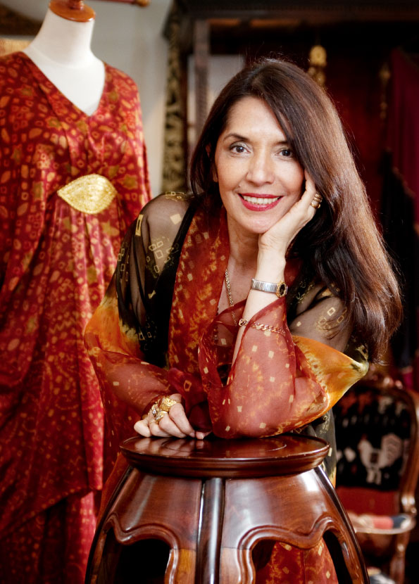 Desainer Wanita Terkenal Asal Indonesia