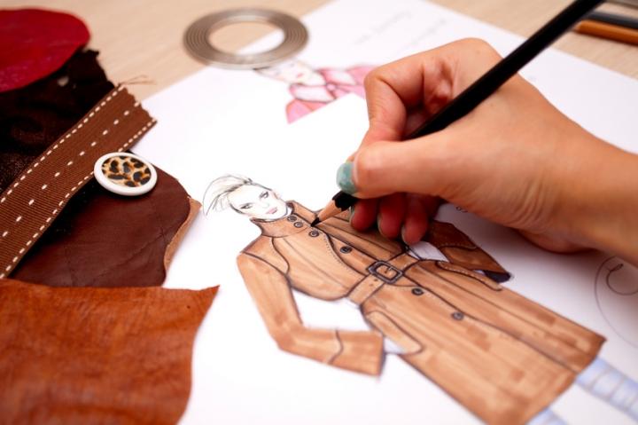 tips sukses fashion desainer