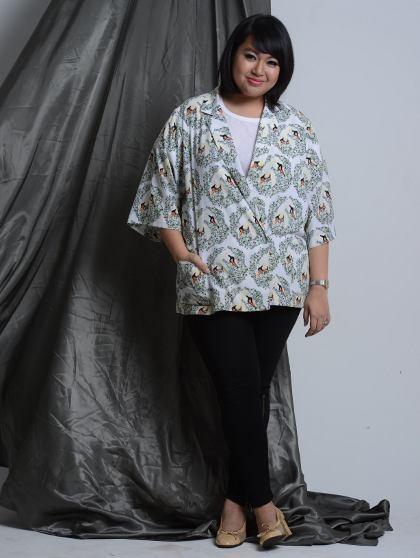 Rinda Salmun Desainer Terkenal dari Indonesia