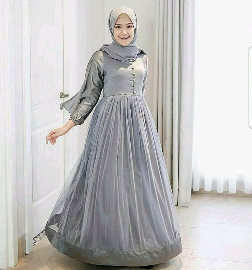 tips memakai baju muslimah