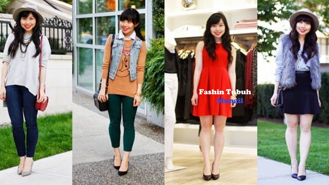6 Tips Fashion Wanita Bertubuh Mungil - Berita Seputar