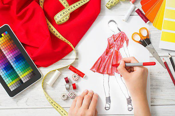 Tips Lengkap Belajar Mendesain Pakaian