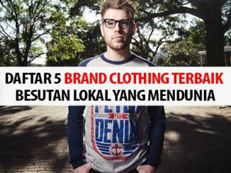 Brand Clothing Lokal