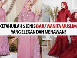 Baju Wanita Muslim