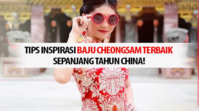 Tips Inspirasi Baju Cheongsam Terbaik