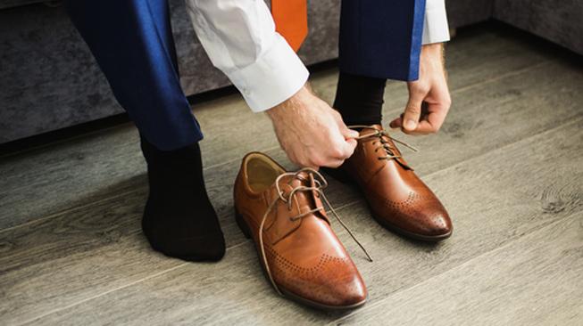 Pemilihan Sepatu