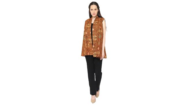 WINGGO Kiona Outer Batik Vest