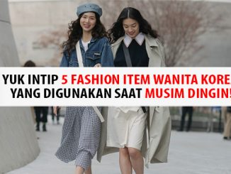 Fashion korea Musim Dingin